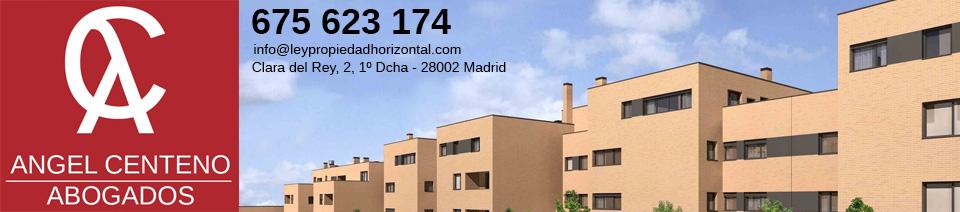 Abogados especialistas propiedad horizontal Madrid